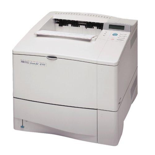 Hewlett Packard 4100 LaserJet Printer (Renewed)