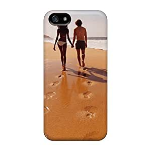 LJF phone case New ConnieJCole Super Strong Couple Tpu Case Cover For Iphone 5/5s