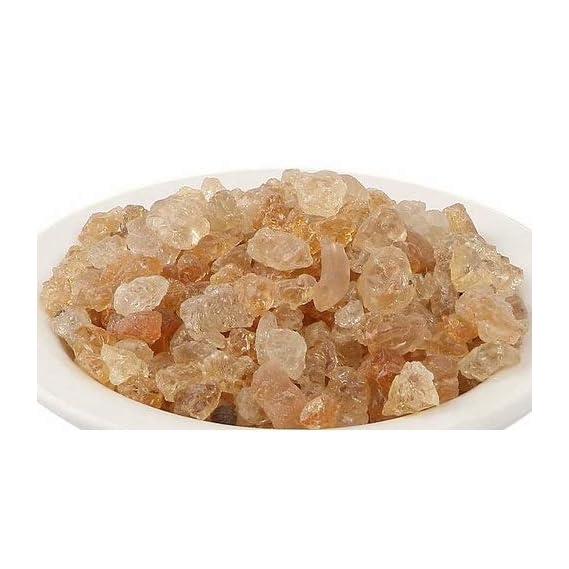 Eunza Natural's Babul Gond Wild - (500gm) - Gum Acacia -???? ???? - Gum Arabic - Laddu Gond - Gum For Laddu - Edible Gum
