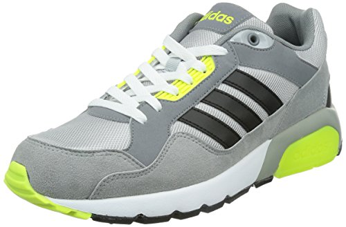 adidas Herren Sneaker Grau / Schwarz / Lima