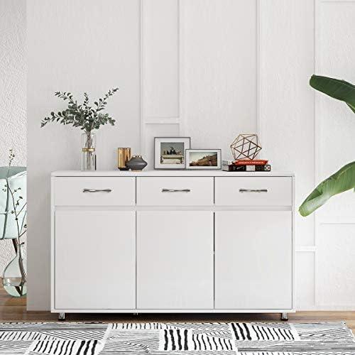 Buffet Cabinet Kitchen Sideboard