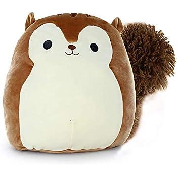 Amazon.com: Squishmallow - Almohada de peluche para mascota ...