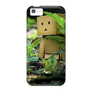 Hot Fashion NmqKYsV8109OTRLT Design Case Cover For Iphone 5c Protective Case (danboard Green)