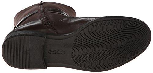 ECCO Womens Touch 15 Buckle Boot Coffee ujUi2LqQ