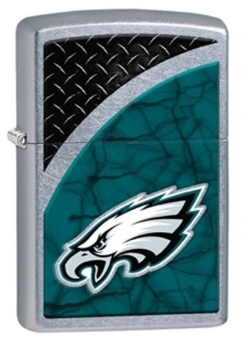 Latest 2016 Style Personalized Zippo Lighter NFL - Free Laser Engraving  (PHILADELPHIA EAGLES)