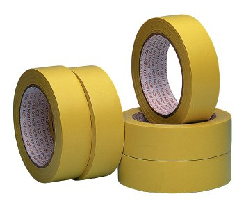 tesa NOPI 4172 Putzband, gelb, 33m x 50mm