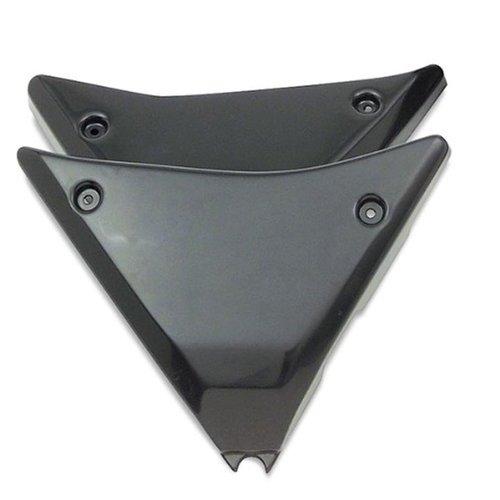 Arlen Ness FXR Side Covers, Plain 03-600 by Arlen Ness