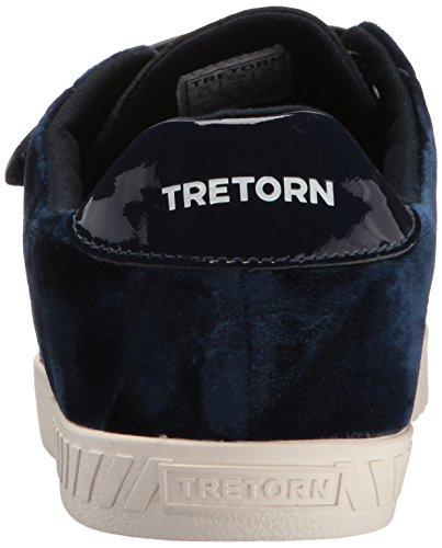 Tretorn Womens Carry4 Sneaker Blue Patent