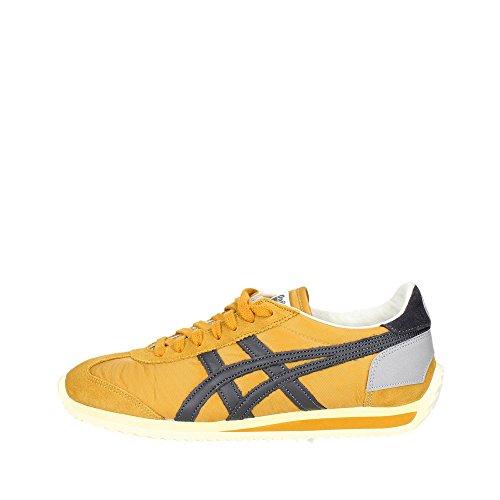 3195 D110n Women Low Yellow Tiger Onitsuka Sneakers EUxq7Swx4