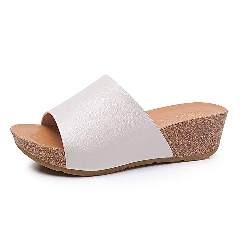 Et Beige D'été Et D'été Sjmmqz Beige Sjmmqz Sjmmqz Sandales Sandales Sandales Yf7gy6b