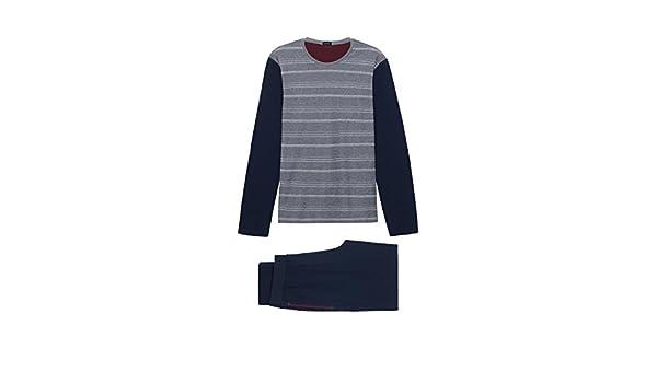 Intimissimi - Pijama - para hombre Grau - 976 Medium: Amazon.es: Ropa y accesorios