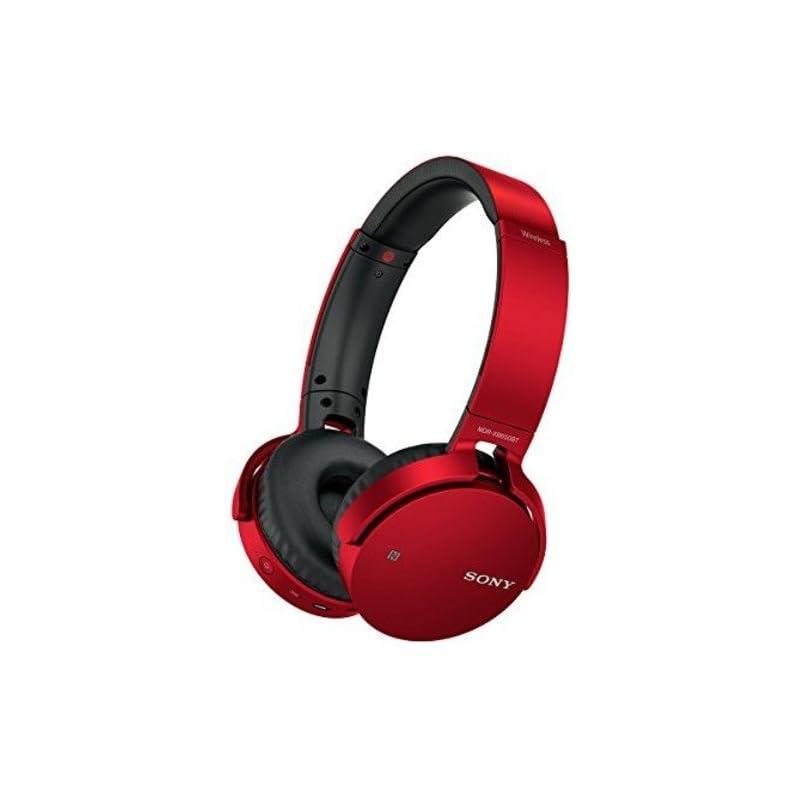 Sony MDRXB650BT/R Extra Bass Bluetooth H