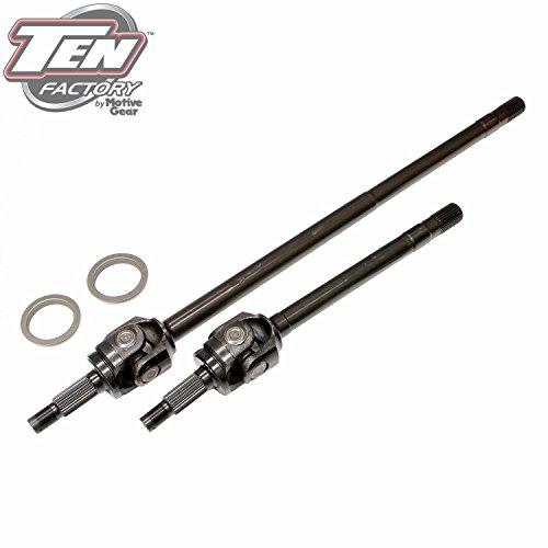 (Ten Factory MG22165 Performance Complete Front Axle Kit (Dana 44))
