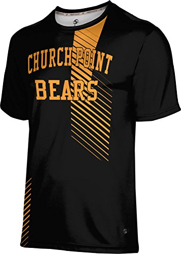 ProSphere Men's Church Point High School Hustle Shirt (Apparel) EEEE2 by ProSphere