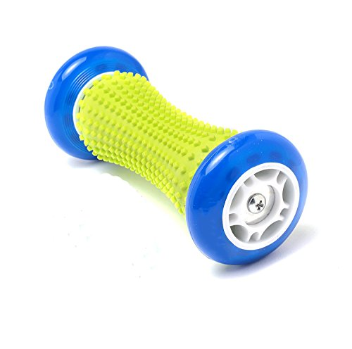 Foot Massager Roller – Foot Pain Relief Massager Help Myofascial Release,Yoga Sports, Runners and Foot Arch Pain Relief