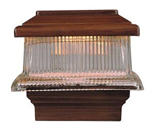 Outdoor Deck Post Top Lights - 6