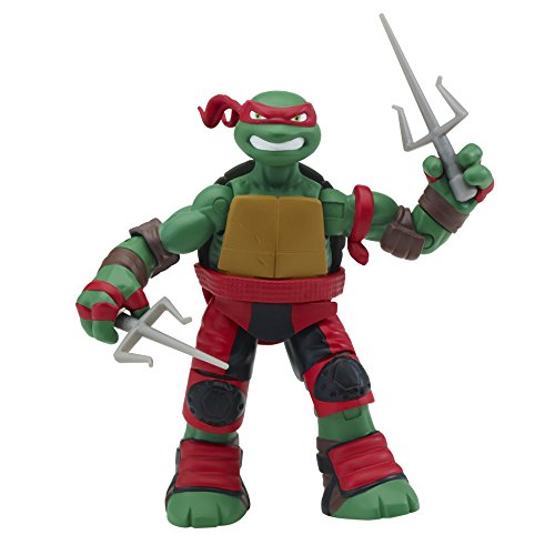 Teenage Mutant Ninja Turtles Battler Raphael Action Figure (Teenage Mutant Ninja Turtles Bad Guys)