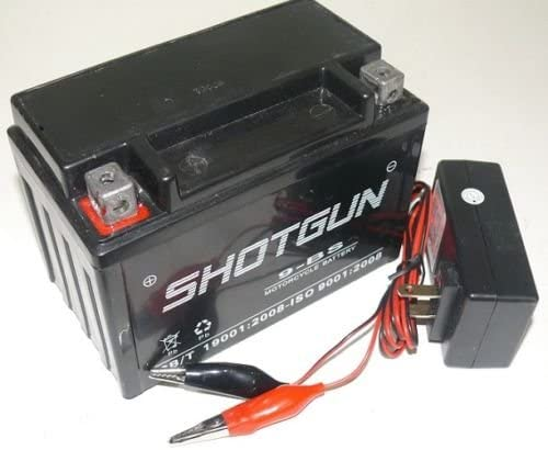 M329BS Motorcycle Battery Replacement