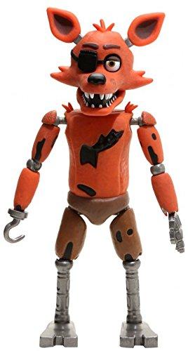 Five Nights at Freddys Action Figure Foxy GITD 13 cm Funko Figures