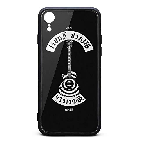 iPhone xr Case Black-Label-Society-Skull- Slim Flexible Shockproof Case for iPhone xr Case
