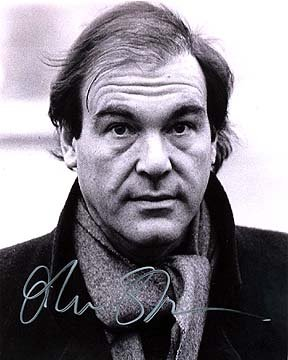 OLIVER STONE 8x10 Film/TV Director Photo Signed - Peoples Oliver Celebrities