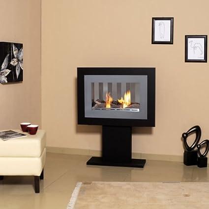 HARK decorativo Fuego 1 estufa de leña chimenea estufa chimenea Soporte colgante: Amazon.es: Hogar