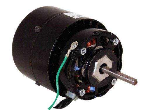 GE 11 Frame, 3.3-Inch Frame Diameter, 1/40-HP, 1550-RPM, 115-Volt, 1.2-Amp, Sleeve Bearing Motor - Century 9656
