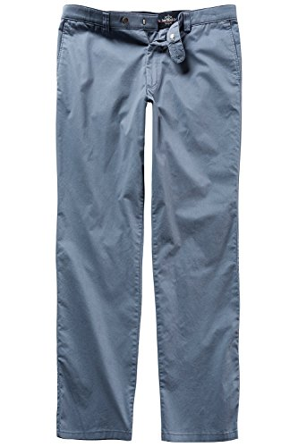 JP 1880 Homme Grandes tailles Chino bleu 30 708301 71-30