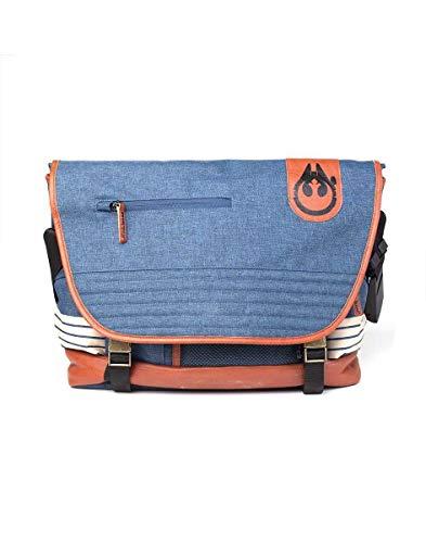 Solo Bolsa mb350438stw De Mensajero Casual Galaxias Daypack Azul Melange Han Las Naranja 28 Guerra L 20 Cm wqpx1Xgx