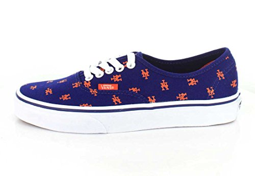 Blue York Mets Vans New Authentic PqfBwB1g