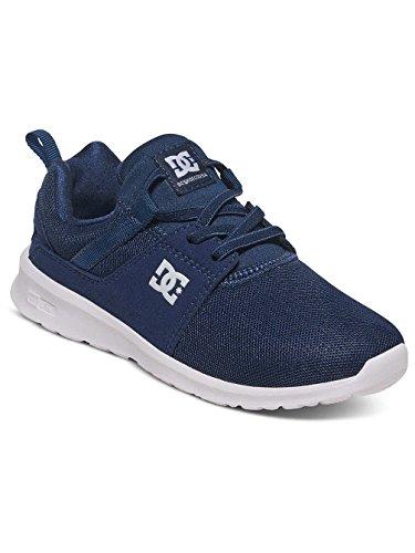 DC Shoes Jungen Heathrow Sneaker Navy