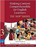 Making Content Comprehensible for English Learners 3th (third) edition Text Only