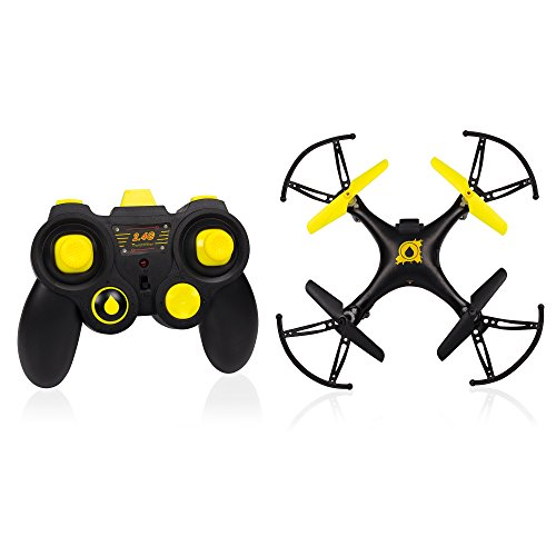 TX Juice Ai Camera Drone - Quadcopter with Patented AI for Auto take off, Auto Hover and One Thumb Control