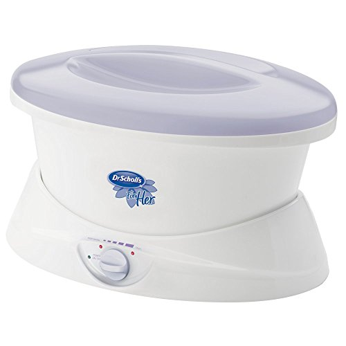 Paraffin Therapy (Dr. Scholl's Quick Heat Paraffin Spa)