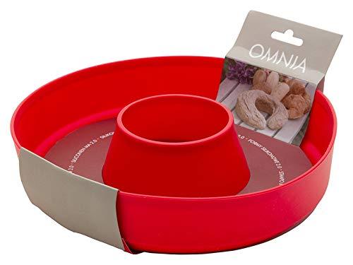 Omnia molde de silicona para horno en forma de camping: Amazon.es ...