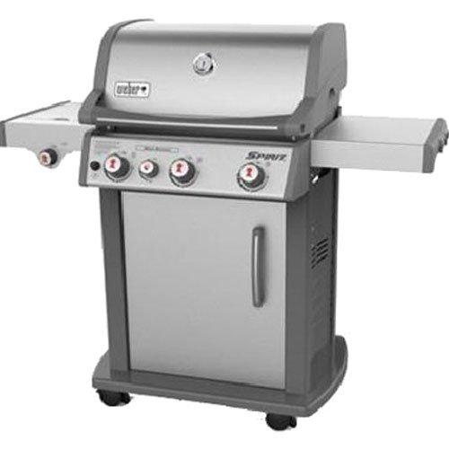 Freestanding Natural Gas Grill - Weber-Stephen Products 47800401 Spirit SP330 NG Grill