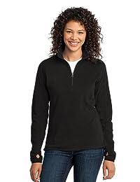 Port Authority Women's Microfleece 1/2 Zip Pullover