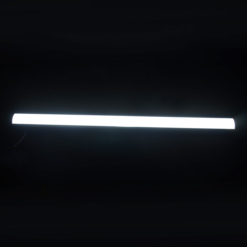 6er Pack 1200mm (4ft) 36W LED Batten with 3000 lm, 160¡ã, 6000K, Ceiling and Wall Surface Mount Linear Lights by Excellent (Image #4)
