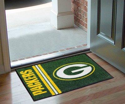 Fan Mats Green Bay Packers Starter Rug, 20