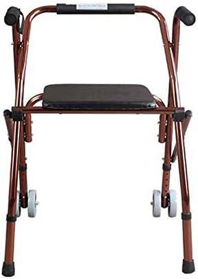 歩行器介護 座れる高齢者 病院での歩行器高齢ウォーカーウォーキングスティック杖椅子ノンスリップウォーキングスティック 移動・歩行支援歩行器