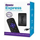 Roku Express | HD Streaming Media Player, Incl. HDMI Cable (2019/latest Model) (Renewed)