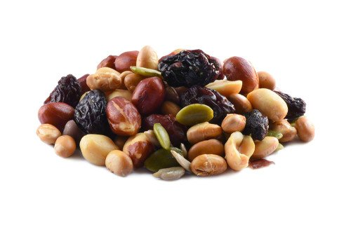 Trail Mix Energy BLEND 1 HUGE POUND BAG Re seal able bags Camping Supply Survival Snack