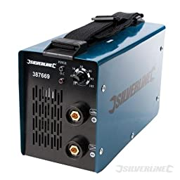 Silverline Inverter Arc Welder 105A 20-105A
