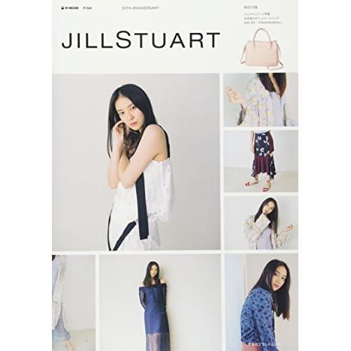 JILLSTUART 2017年春夏号 ピンク 画像 A