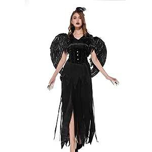 YCLOTH Disfraz de Halloween, 2019 Queen Ghost Bruja rol Jugar ...