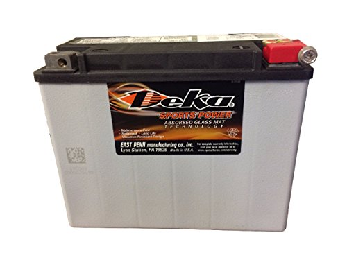 Deka Sports Power ETX18L Battery by Deka (Image #5)