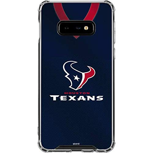 official photos 8af7c 1cccb Amazon.com: Skinit Houston Texans Team Jersey Galaxy S10e ...
