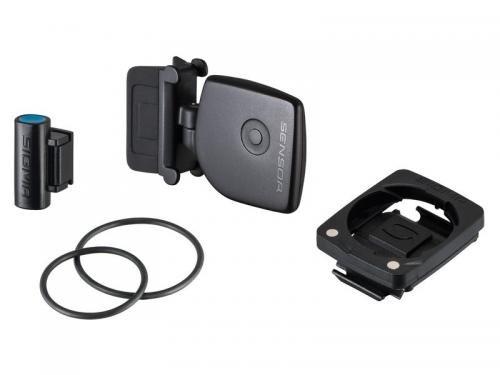 Sigma 47570 Kit Emisor STS Velocidad, Unisex Adulto, Negro, Talla Única Cicli Bonin_CVS431