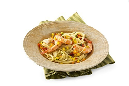 Plate Pasta Deep (Leafware 10