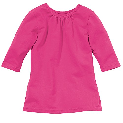 girl-dark-pink-insect-shield-tunic-top-tshirt-by-bug-smarties-toddler-size-3t
